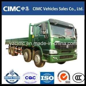 Sinotruk Heavy Duty Truck HOWO 8X4 Cargo Truck pictures & photos