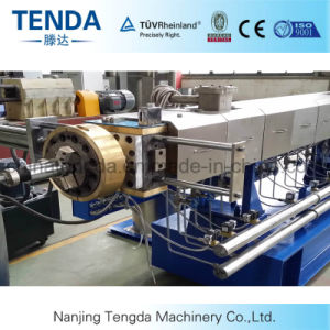 Professional Automatic Twin Screw Extruder with Hot Sale pictures & photos