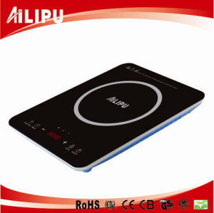 2016 Latest Model with Turbo Fan Big Plate Touch Panel Super Slim Induction Cooker/Induction Cooktop pictures & photos