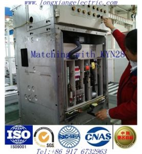 Zn63A (VS1) -12 Series of Indoor High Voltage Vacuum Circuit Breaker pictures & photos
