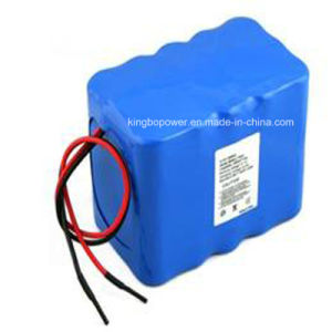 18.5V Rechargeable Lithium Battery/ Li-ion Battery Pack (22A)