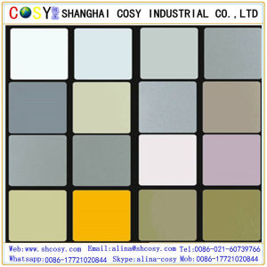 PVDF Aluminum Composite Panel for Decoration pictures & photos
