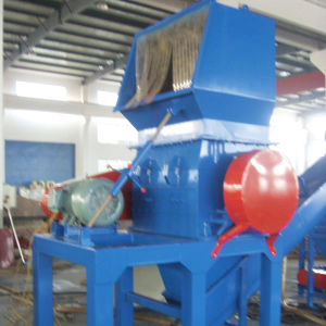 PP Film Waste Plastic Crushing Machine Washing Drying 1000kg/H Easy to Opeating pictures & photos