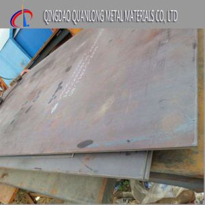 Hot Rolled Corten B Weather Resistant Steel Plate pictures & photos