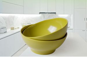 Eco Bamboo Fiber Biodegradable Tableware Bowl (BC-B1013) pictures & photos