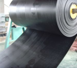 Anti Tearing Iron Ring Structure Rubber Conveyor Belt for Industrial Use pictures & photos