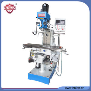 Multi-Function Gear Drive Vertical Milling and Drilling Machine Zx6350zb pictures & photos