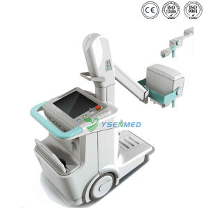 Ysdr-M16 16kw Hospital Medical Mobile Digital X Ray Machine pictures & photos