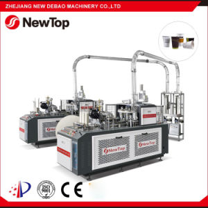 High Speed Automatic Cold Paper Cup Making Machinery D16 pictures & photos