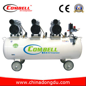 CE Silent Oil Free Air Compressor (DDW90/8) pictures & photos