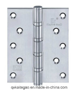 Stainless Steel Ball Bearing Practical Door Hinge (3554--4BB) pictures & photos
