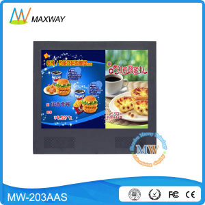 20.1 Inch LCD Advertising Display Player with USB SD Card (MW-203AAS) pictures & photos