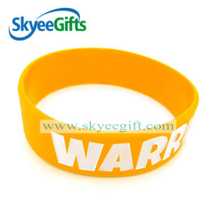 Newest Fashion Silicone Custom Wristband Cheap pictures & photos