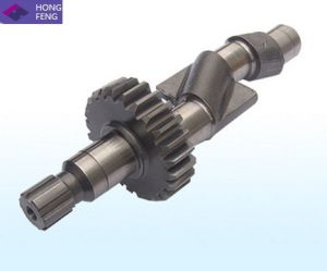 High Quality Forged Stainless Steel Gear Shaft pictures & photos