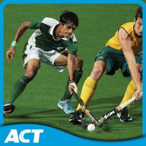Fih Approved Professional Water Base Hockey Synthetic Turf, Hockey Artificial Turf pictures & photos