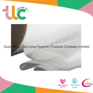 100% Polypropylene Spunbonded Nonwoven Baby Diaper Raw Material