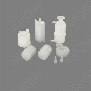 0.22micro PTFE Capsule Filter for Oily Solution Sterile Filtration pictures & photos