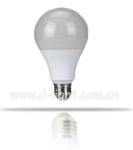 Ra>80 PF>0.5 E27 Standard A80 Plastic Aluminum SMD2835 270 Degree IC 15W LED Bulb pictures & photos