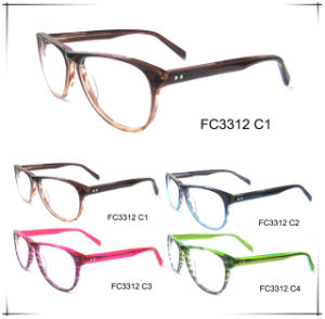 New Acetate Optical Frame Top Spectacles Eyewear pictures & photos