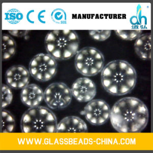 Smooth Glass Transparent Glass Material Filling Microsphere pictures & photos