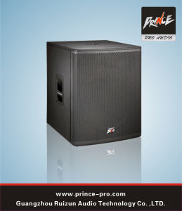 Live Series Powerful Subwoofer for Showing and Stage pictures & photos