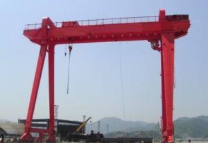 Factory Supply Frame Crane for Concrete Pole pictures & photos