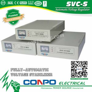SVC-S Series Super-Thin Servo-Type Voltage Stabilizer or Regulator pictures & photos