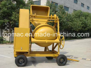 1 Bag Diesel Cement Mixer by Mechanical Hoist Hopper pictures & photos