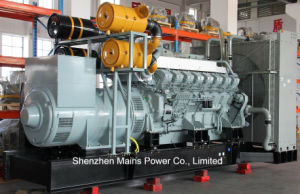 1380kw 1725kVA Mitsubishi Diesel Generator Standby 1520kw pictures & photos