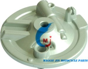 Motorcycle Part Front Hub Cover for Cg125 pictures & photos