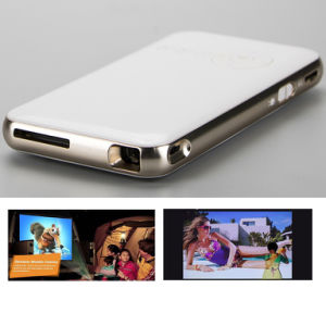 New Android Airplay Dlna Video DLP Mini LED Projector pictures & photos