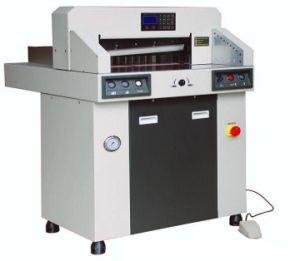 Hydraulic Digital Control Paper Cutting Machine (480mm 18 Inch WD-480HC) pictures & photos