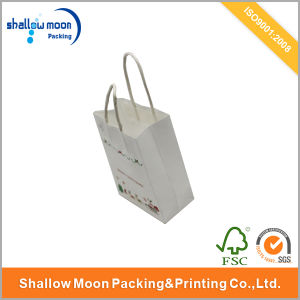 Wholesale Handmade Paper Bag with Logo Printed (AZ122421) pictures & photos