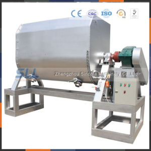 Natural Stone Paint Machine with Ribbon Blender pictures & photos