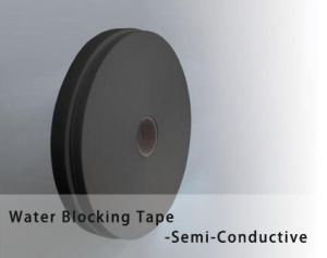 Semi-Conductive Water Swellable Tapes Water Blocking Tape