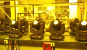 High Brightness 230W 7r Sharpy Beam Wash Moving Head pictures & photos