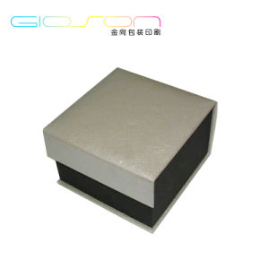 Shining Paper Foldable Gift Packaging Box for Jewelry pictures & photos