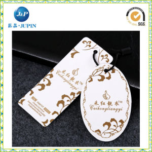 Best Price Custom Design Perforated Hang Tags (JP-HT044) pictures & photos