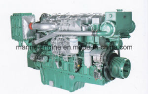 510HP/1800rpm Chinese Yuchai  Yc6t510c Diesel Marine Engine pictures & photos