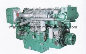 510HP/1800rpm Chinese Yuchai Yc6t510c Diesel Marine Engine pictures & photos