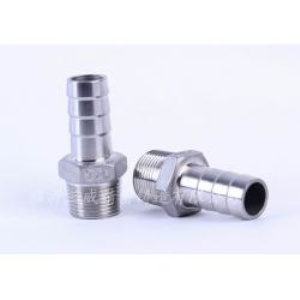 Stainless Steel Threaded Fittings Series Hose Nipple pictures & photos