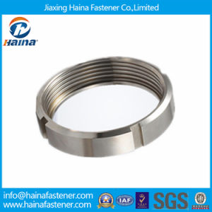 Jiaxing Haina Stainless Steel Union Round Nut pictures & photos