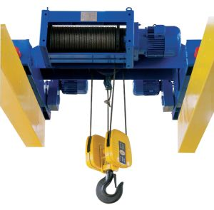Zhbs Wire Rope Hoist 4 /1 Falls pictures & photos
