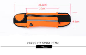 Sport Neoprene Waist Bag pictures & photos
