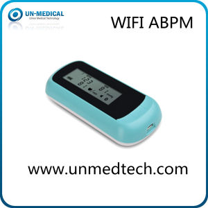 Wearable 24 Hours Ambulatory Blood Pressure Monitor/Abpm (WiFi data transition) pictures & photos