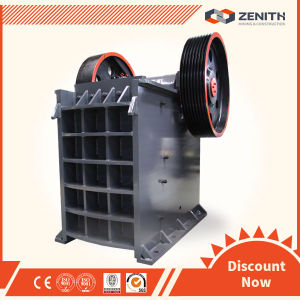 Zenith Hot Sale Hard Rock Crusher with Large Capacity pictures & photos