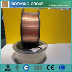 0.6mm 0.8mm 1mm 1.2mm 1.6mm CO2 Welding MIG Wire Alloy Sodler Wire Er70s-6 pictures & photos