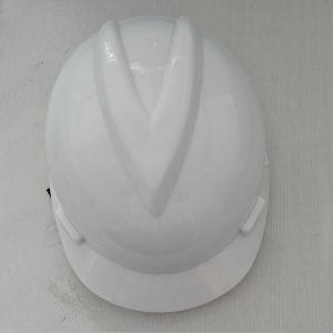Construction Equipment for Sale/White Rachet Industrial Safety Helmet with Inner Liner
