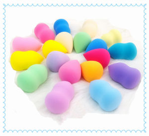 Hot Selling Customizable Makeup Puff Cosmetics Sponge pictures & photos
