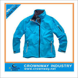 Ultralight Foldable Waterproof Jacket for Men pictures & photos